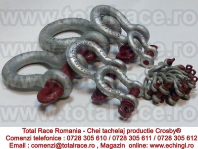 Gambeti / shackles  forjate crosby
