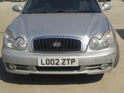 Hyundai sonata din 2002 2.7 benzina v6 tip g6ba