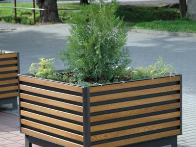 Jardiniera arbusti/jardiniera flori/mobilier urban