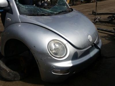 Vw new beetle din 2002, motor 2.0 b tip aqy