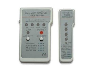 Tester cablu retea intellinet rj45/rj11 pentru utp