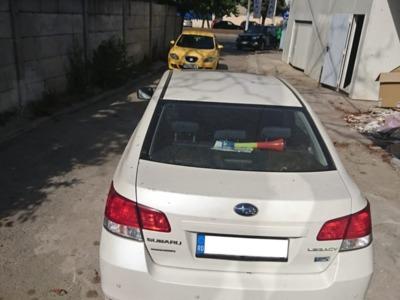 Subaru legacy, 2010, d 4x4, euro 5, alb perlat