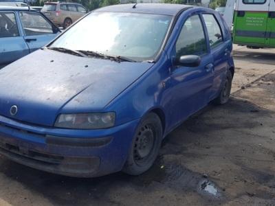 Fiat punto din 2000, motor 1.9 jtd, tip 188a2000