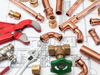 Depozit materiale instalatii termice si sanitare v