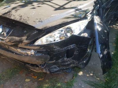 Peugeot 308, 2009 avariat