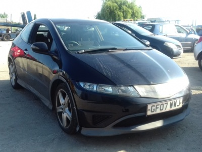 Honda civic din 2007 , 2.2ctdi , tip n22a2