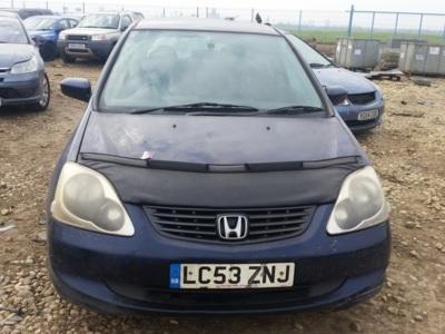 Honda civic din 2003 1.7 ctdi