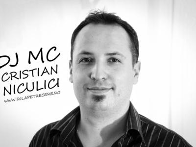 Dj cristian niculici - sonorizare nunta botez 2020