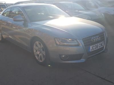 Audi a5 din 2008, motor 2.7 tdi, tip cama