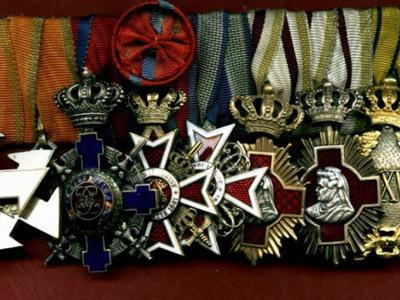 Cumpar bani vechi si medalii militare