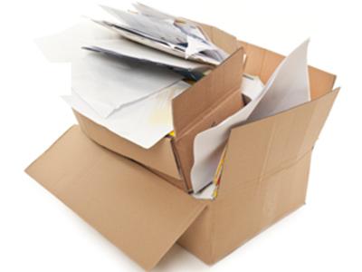 Colectare carton