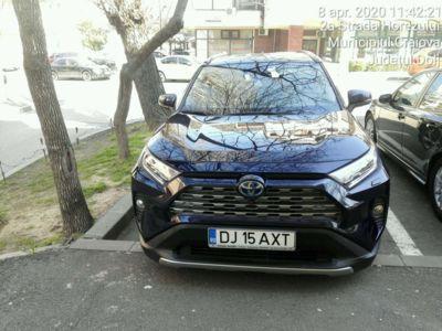 Toyota rav4 2019 hybrid luxury 4x4
