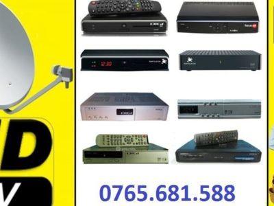 Antena satelit service antene 0765681588
