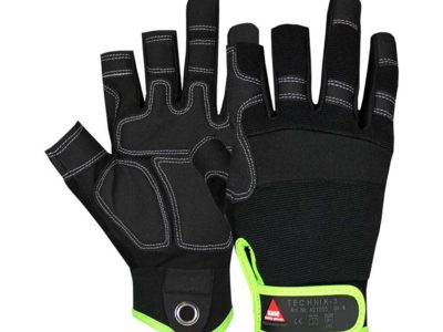 Manusi technik-3 finger hase profesionale, confort