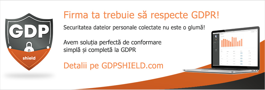 GDPShield - Categorie