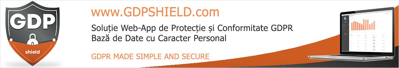 GDPShield homepage 1