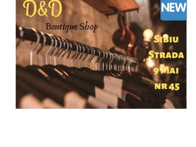 D&D Boutique Shop