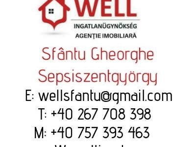 Well  Agentia Imobiliara Sfantu Gheorghe