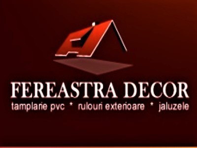 Fereastra Decor