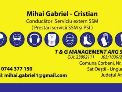 Mihai  Gabriel - Cristian